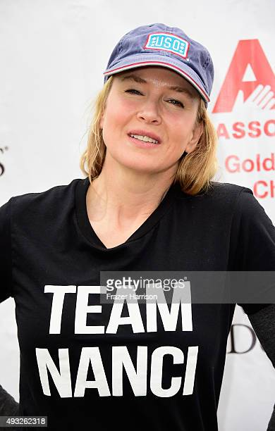 Actress Renée Zellweger attends the Nanci Ryder's 'Team Nanci' At The 13th Annual LA County Walk To Defeat ALS at Exposition Park on October 18 2015...