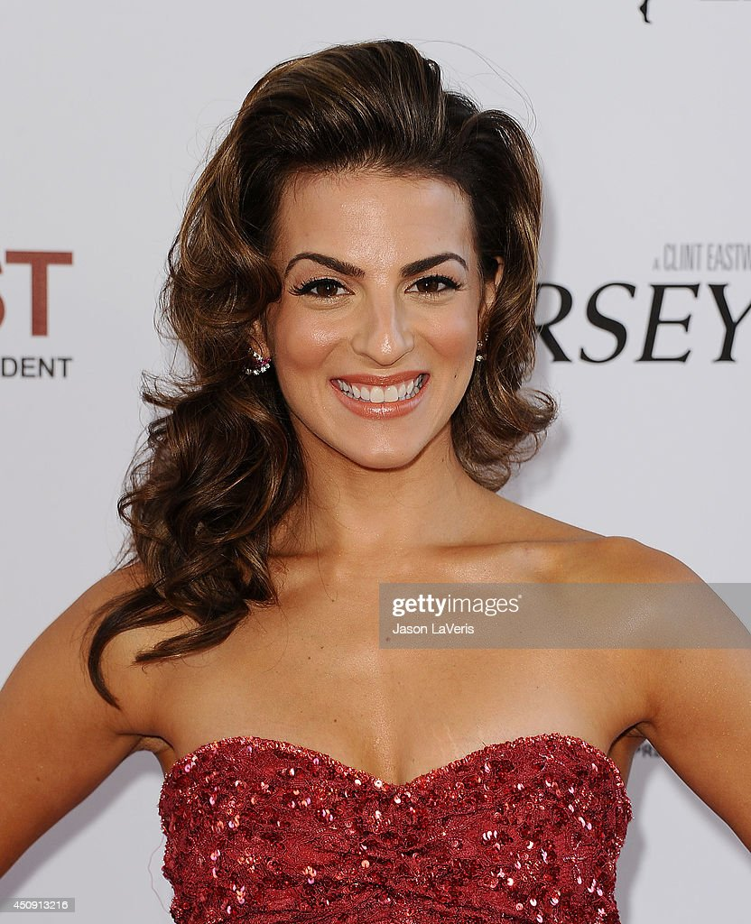 Actress Renee Marino attend the 2014 Los Angeles Film Festival closing night film premiere of 'Jersey Boys' at Premiere House on June 19, 2014 in Los Angeles, California.