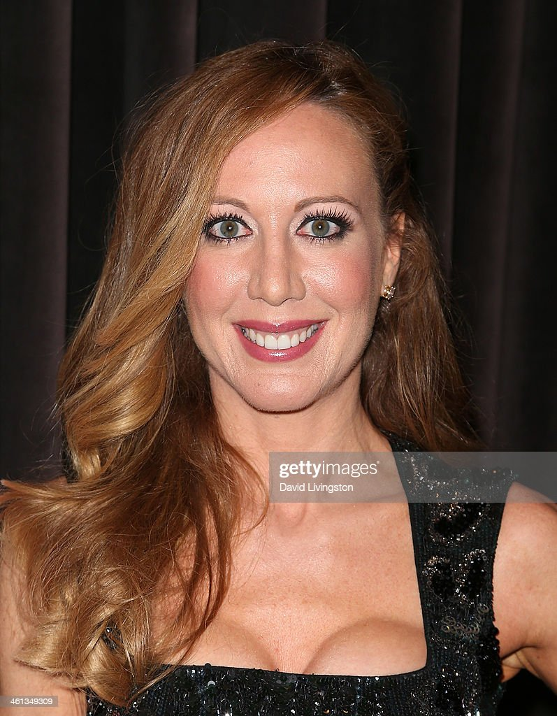 Actress Renee Percy attends the premiere of GoDigital's 'Dumbbells' at SupperClub Los Angeles on January 7, 2014 in Los Angeles, California.