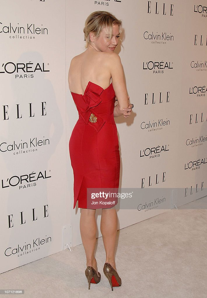 Actress Renee Zellweger arrives at ELLE's 16th Annual Women In Hollywood Event at the Four Seasons Hotel on October 19, 2009 in Beverly Hills, California.