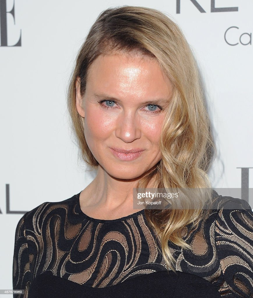 Actress Renee Zellweger arrives at the 21st Annual ELLE Women In ...