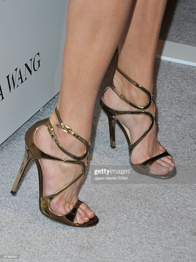 Actress Renee Zellweger attends the Vera Wang Store Launch at Vera Wang Store on March 2 2010 in Los Angeles California