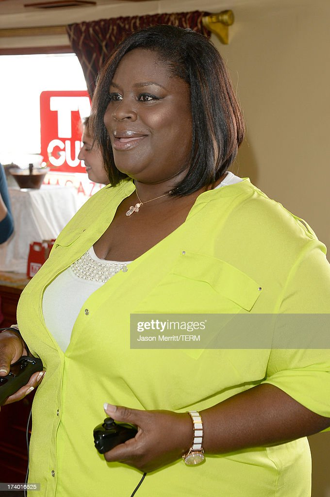 Actress Retta attends the Nintendo Oasis on the TV Guide Magazine Yacht at Comic-Con day 1 on July 18, 2013 in San Diego, California.