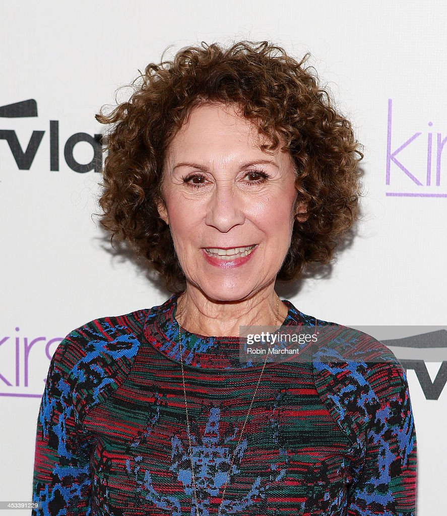 Actress <a gi-track='captionPersonalityLinkClicked' href=/galleries/search?phrase=Rhea+Perlman&family=editorial&specificpeople=215378 ng-click='$event.stopPropagation()'>Rhea Perlman</a> attends the 'Kirstie' premiere party at Harlow on December 3, 2013 in New York City.
