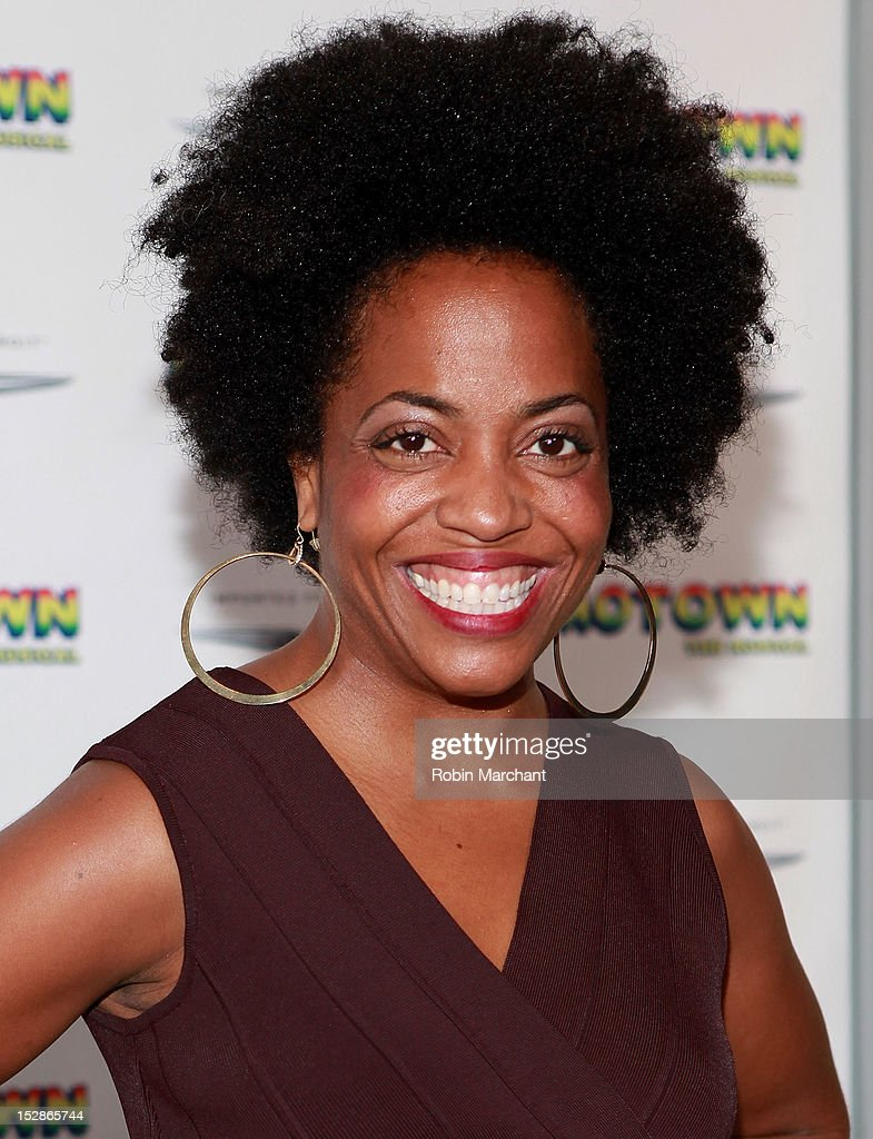 Actress Rhonda Ross Kendrick attends 'Motown The Musical ...