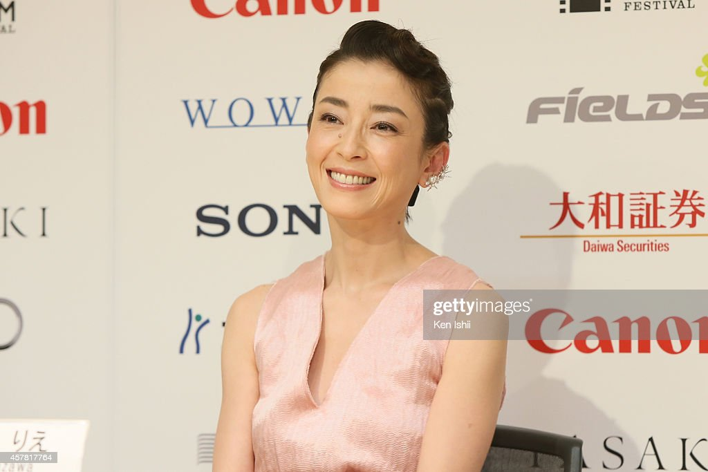 """""""Pale Moon"""" - Press Conference - The 27th Tokyo International Film Festival"""