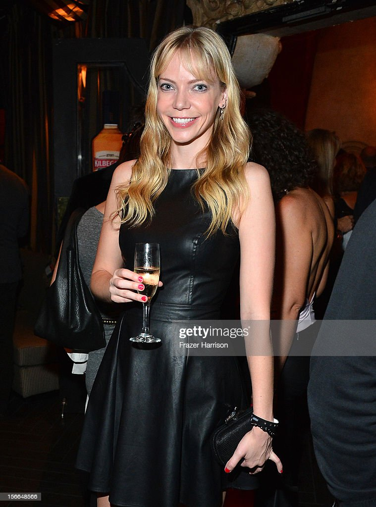 Actress Riki Lindhome attends Variety's 3rd annual Power of Comedy event presented by Bing benefiting the Noreen Fraser Foundation held at Avalon on November 17, 2012 in Hollywood, California.