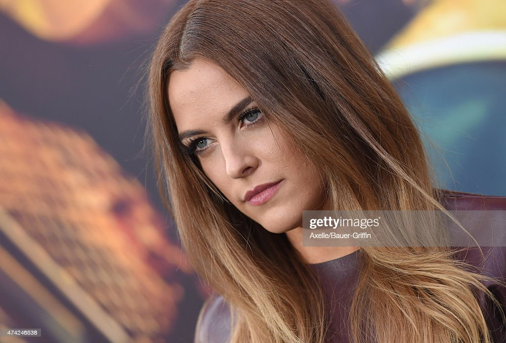 Actress Riley Keough arrives at the Los Angeles premiere of 'Mad Max: Fury Road' at TCL Chinese Theatre IMAX on May 7, 2015 in Hollywood, California.