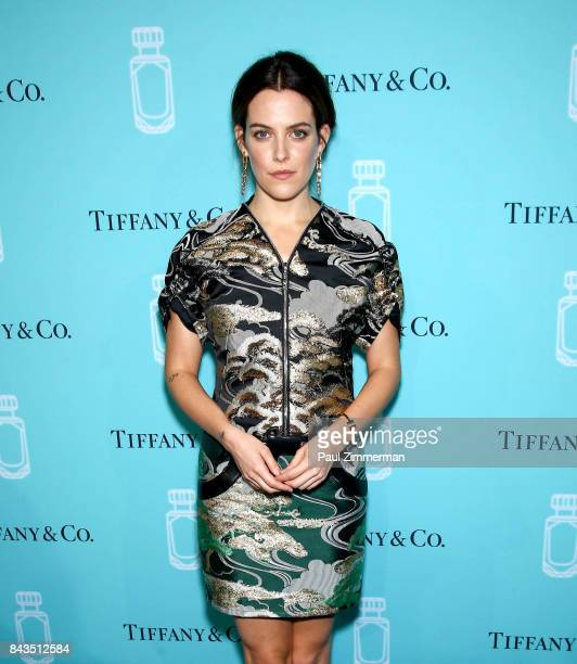 Actress Riley Keough attends the Tiffany Co Fragrance Launch at Highline Stages on September 6 2017 in New York City