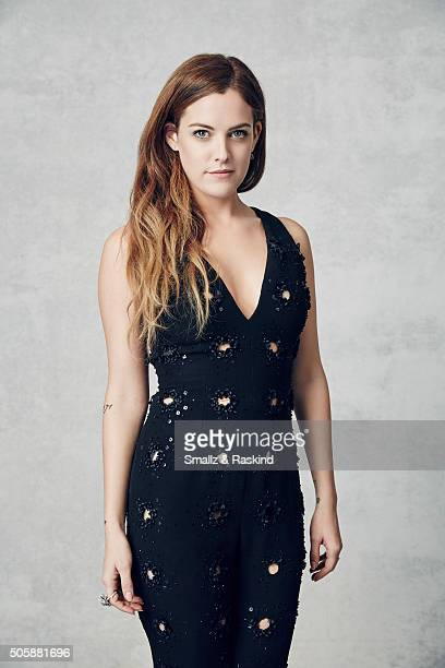 Actress Riley Keough poses for a portrait during the 21st Annual Critics' Choice Awards at Barker Hangar on January 17 2016 in Santa Monica California