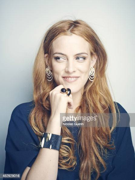 Actress Riley Keough Presley is photographed for Self Assignment on May 20 2014 in Cannes France