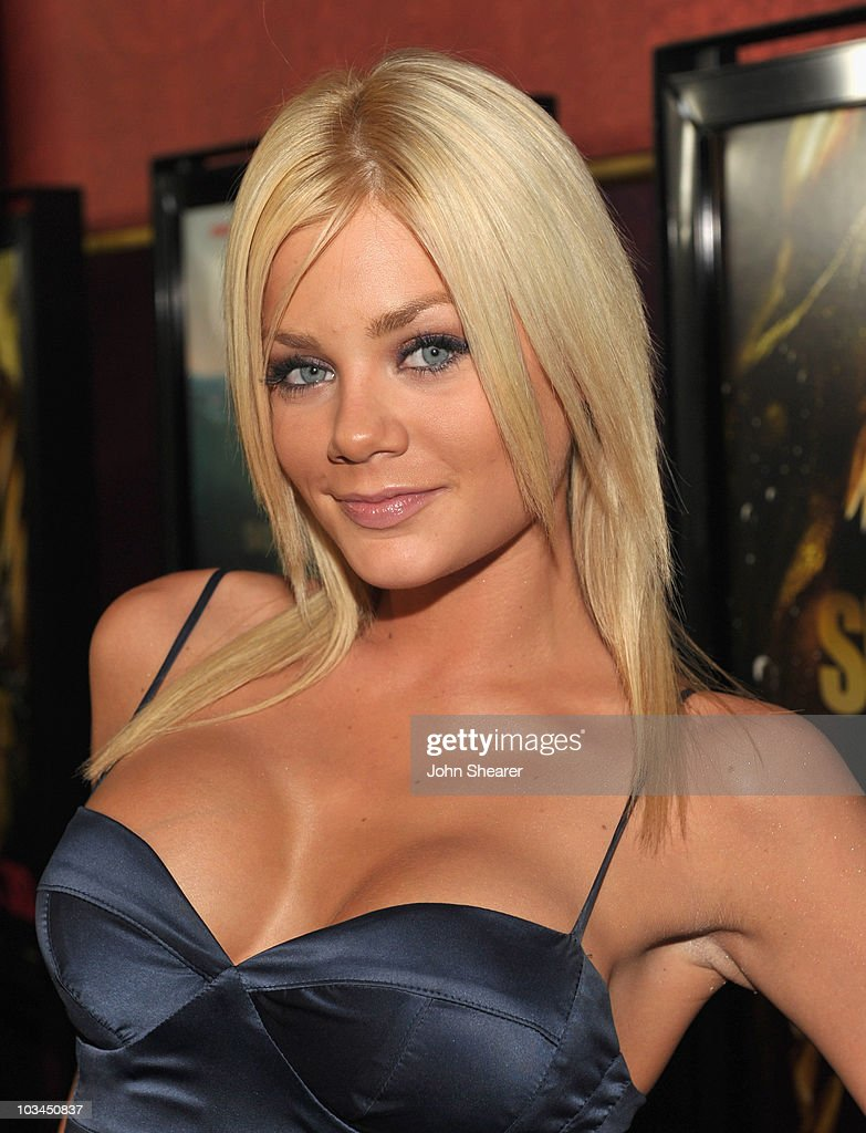 Actress Riley Steele attends the Weinstein Company 'Piranha 3D' premiere at Mann Chinese 6 on August 18, 2010 in Hollywood, California.