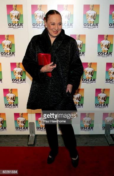 Actress Rita Gam attends the official New York celebration of the Academy Awards at Gabriel's February 27 2005 in New York City