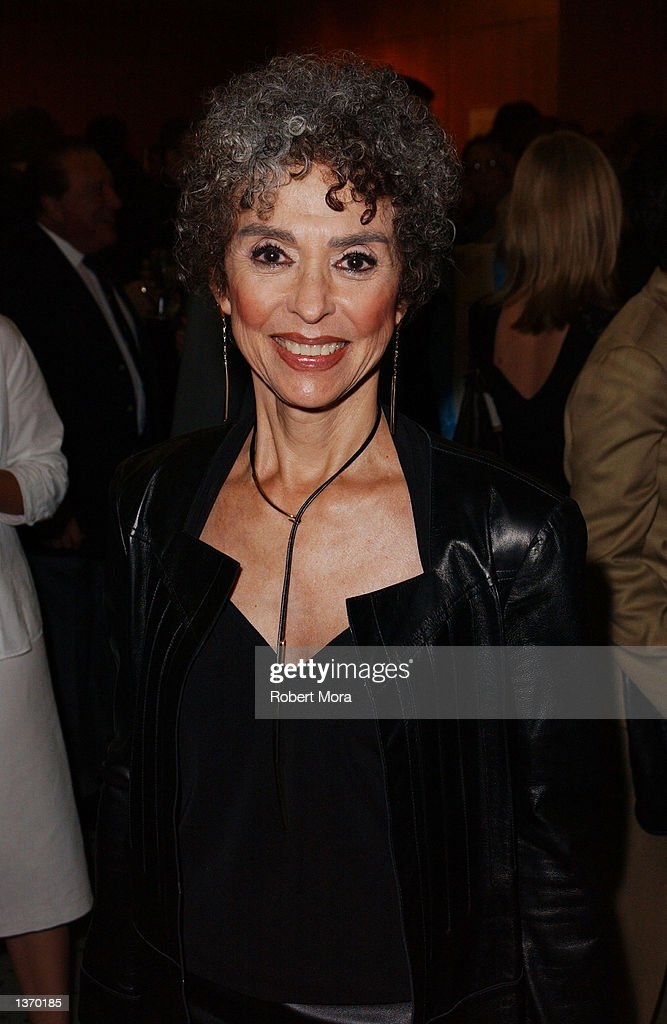 Actress Rita Moreno attends the 50th Anniversary screening of 'Singin' in the Rain' at the Academy of Motion Picture Arts and Sciences on September 5, 2002 in Beverly Hills, California.