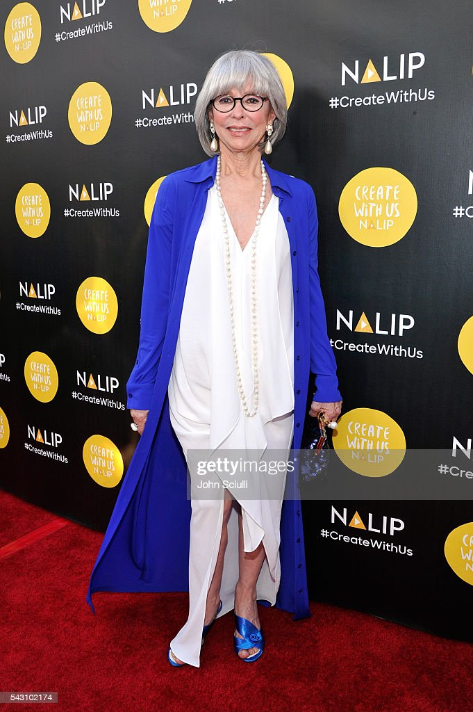 Actress <a gi-track='captionPersonalityLinkClicked' href=/galleries/search?phrase=Rita+Moreno&family=editorial&specificpeople=210549 ng-click='$event.stopPropagation()'>Rita Moreno</a> attends the NALIP 2016 Latino Media Awards at Dolby Theatre on June 25, 2016 in Hollywood, California.