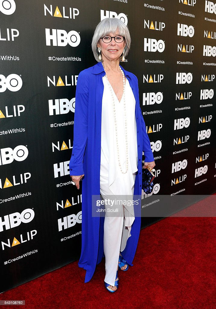 Actress Rita Moreno attends the NALIP 2016 Latino Media Awards at Dolby Theatre on June 25, 2016 in Hollywood, California.