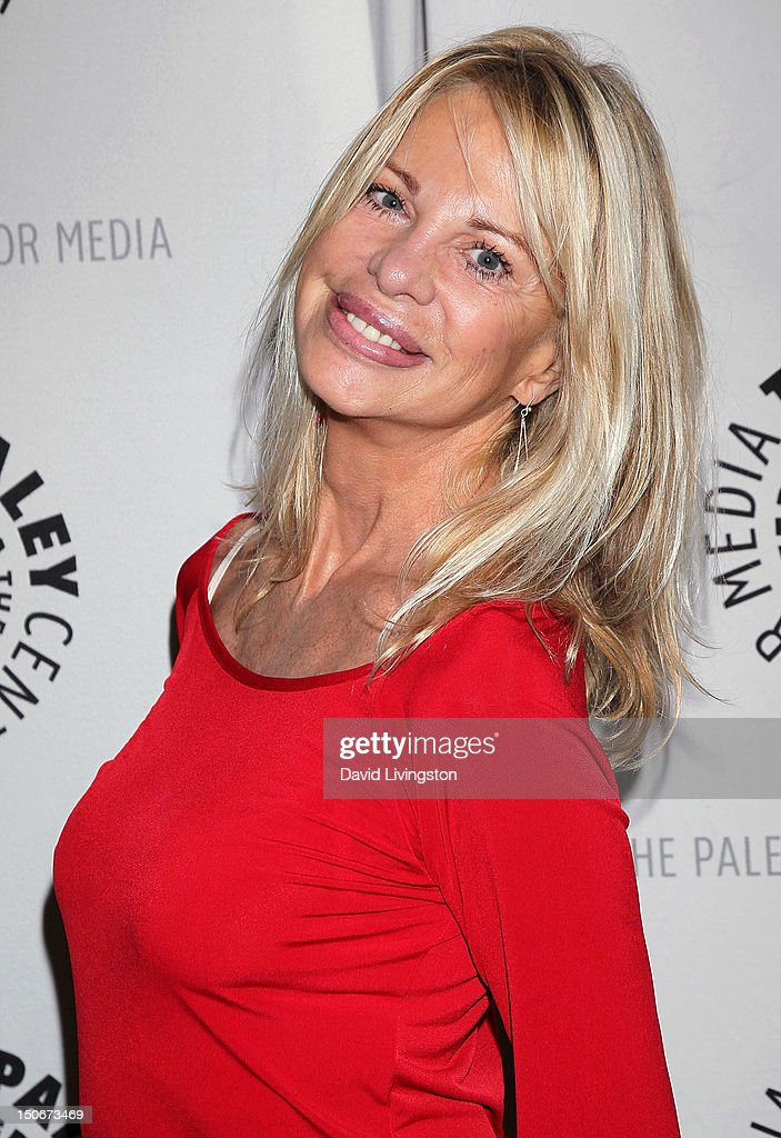 Actress Roberta Leighton attends The Paley Center for Media presentation of 'The Young and the Restless: Celebrating 10,000 Episodes' at The Paley Center for Media on August 23, 2012 in Beverly Hills, California.