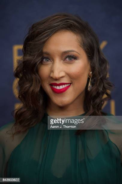 Actress Robin Thede attends Black Girls Rock at New Jersey Performing Arts Center on August 5 2017 in Newark New Jersey