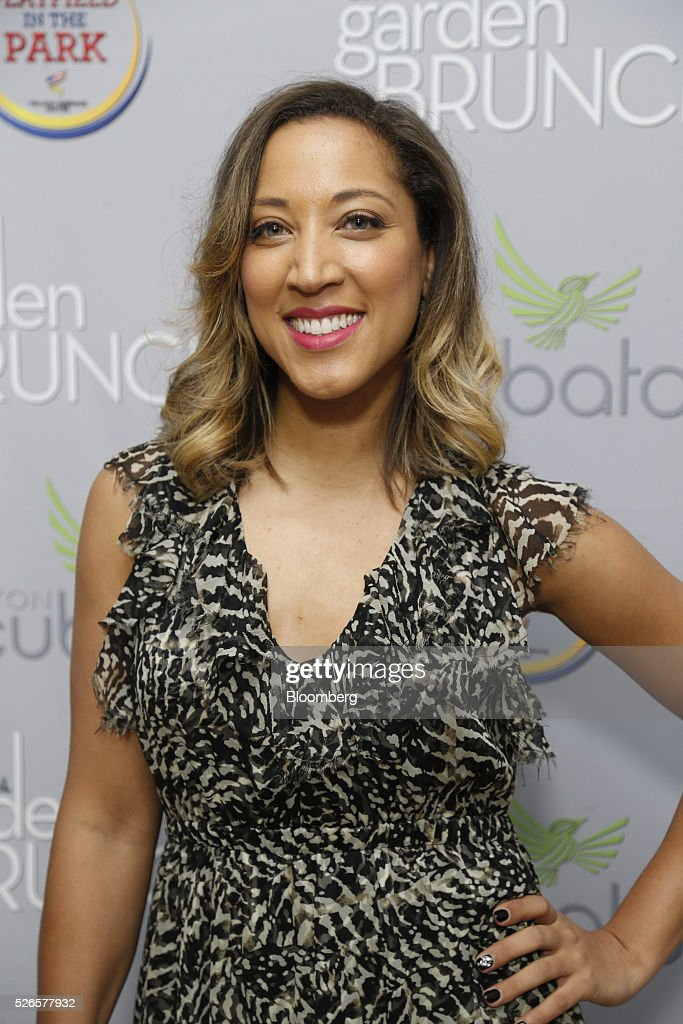 Actress Robin Thede attends the 23rd Annual White House Correspondents' Garden Brunch in Washington, D.C., U.S., on Saturday, April 30, 2016. The event will raise awareness for Halcyon Incubator, an organization that supports early stage social entrepreneurs 'seeking to change the world' through an immersive 18-month fellowship program. Photographer: Andrew Harrer/Bloomberg via Getty Images