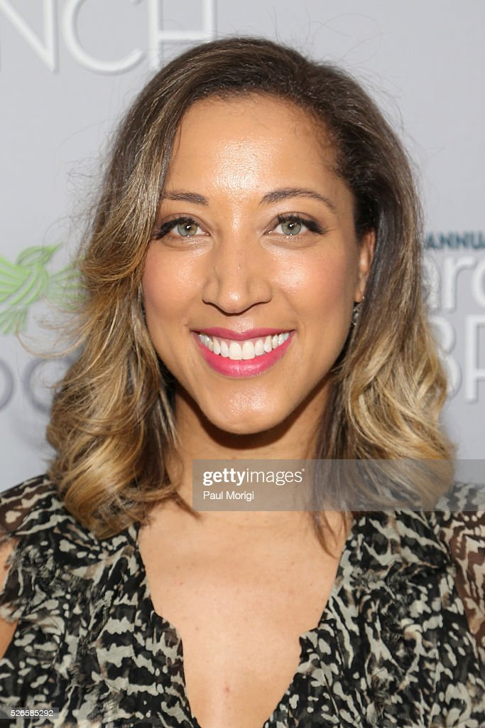 Actress Robin Thede attends the Garden Brunch prior to the 102nd White House Correspondents' Association Dinner at the Beall-Washington House on April 30, 2016 in Washington, DC.