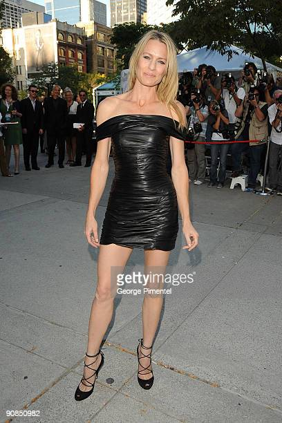 Actress Robin Wright Penn attends the 'The Prvate Lives Of Pippa Lee' Premiere held at the Roy Thomson Hall during the 2009 Toronto International...