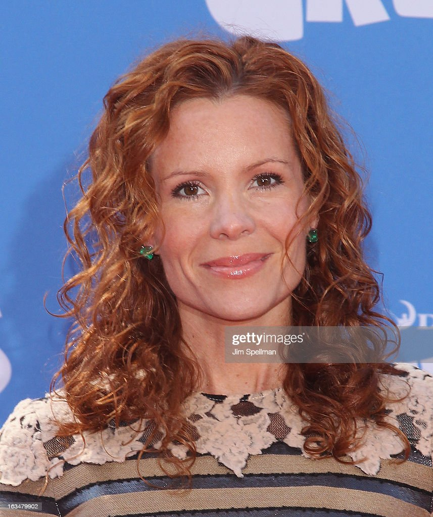Actress Robyn Lively attends 'The Croods' premiere at AMC Loews Lincoln Square 13 theater on March 10, 2013 in New York City.