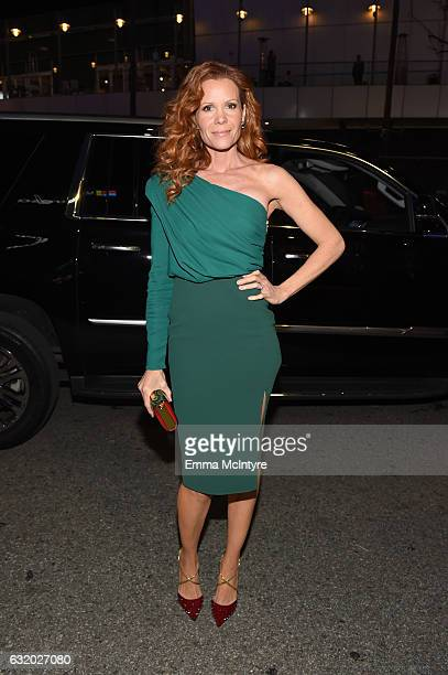 Actress Robyn Lively attends the People's Choice Awards 2017 at Microsoft Theater on January 18 2017 in Los Angeles California