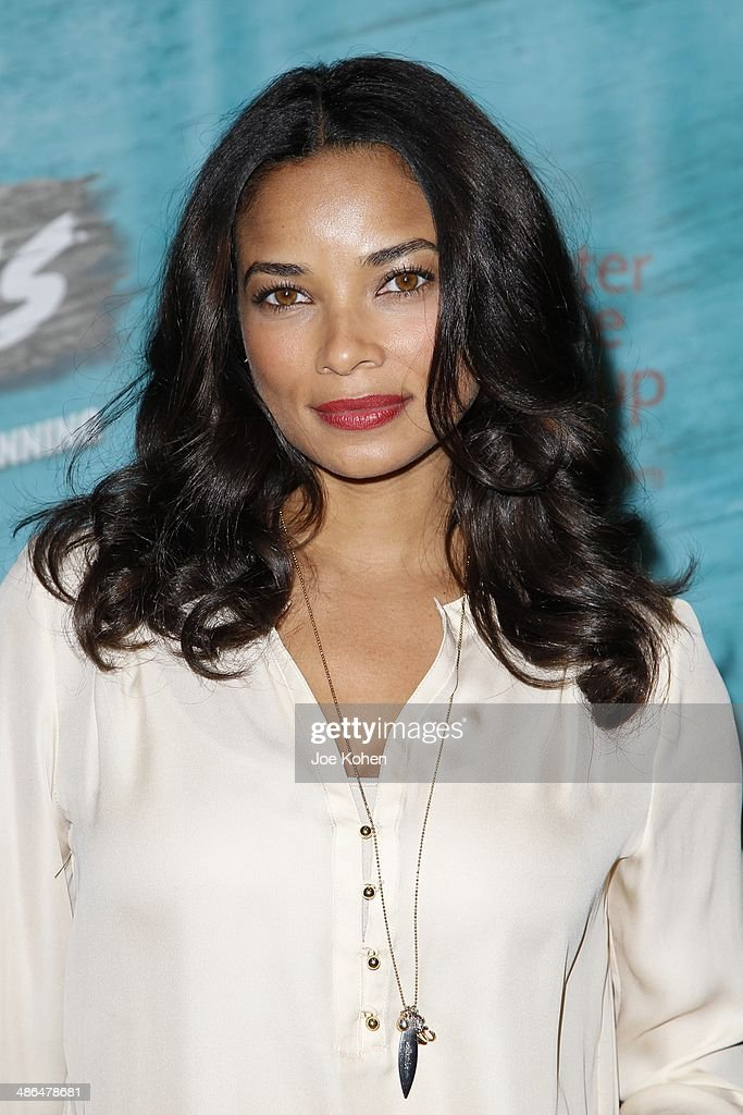 Actress <a gi-track='captionPersonalityLinkClicked' href=/galleries/search?phrase=Rochelle+Aytes&family=editorial&specificpeople=843599 ng-click='$event.stopPropagation()'>Rochelle Aytes</a> attends the Opening Night Of The Gershwin's 'Porgy And Bess' At The Ahmanson Theatre at Ahmanson Theatre on April 23, 2014 in Los Angeles, California.