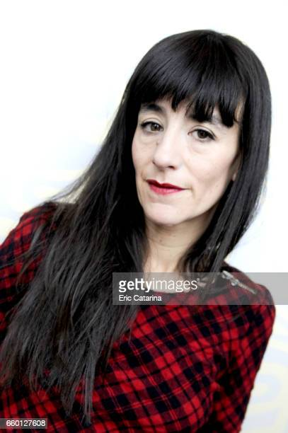 Actress Romane Bohringer is photographed for Self Assignment on February 17 2011 in Berlin Germany