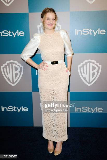 Actress Romola Garai arrives at 13th Annual Warner Bros And InStyle Golden Globe Awards After Party at The Beverly Hilton hotel on January 15 2012 in...