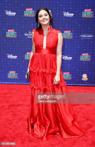 Actress Ronni Hawk attends the 2017 Radio Disney Music Awards at Microsoft Theater on April 29 2017 in Los Angeles California