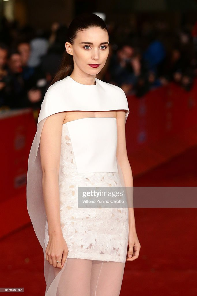 Actress Rooney Mara attends 'Her' Premiere during The 8th Rome Film Festival at Auditorium Parco Della Musica on November 10, 2013 in Rome, Italy.