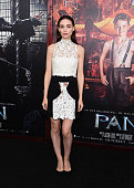 Actress Rooney Mara attends the 'Pan' New York premiere at the Ziegfeld Theater on October 4 2015 in New York City