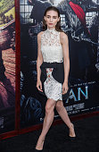 Actress Rooney Mara attends the 'Pan' New York Premiere at Ziegfeld Theater on October 4 2015 in New York City