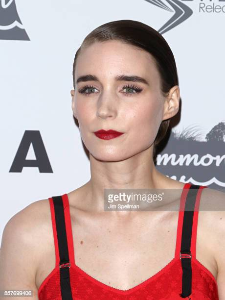 Actress Rooney Mara attends the 'UNA' New York VIP screening at Landmark Sunshine Cinema on October 4 2017 in New York City
