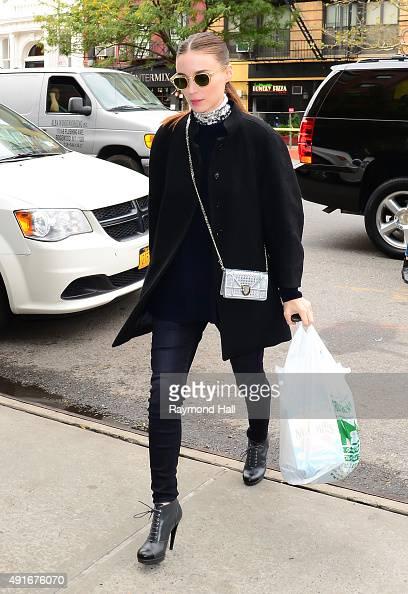 Actress Rooney Mara is seen walking in Soho on October 7 2015 in New York City