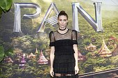 US actress Rooney Mara poses for photographers as she arrives for the World Premiere of 'PAN' in London's Leicester Square on September 20 2015 AFP...