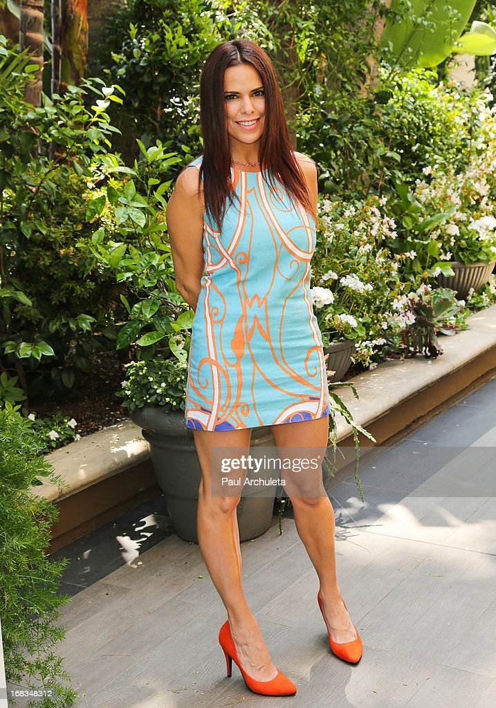 Actress Rosa Blasi attends ABC's Mother's Day luncheon at the Four Seasons Hotel Los Angeles at Beverly Hills on May 8, 2013 in Beverly Hills, California.