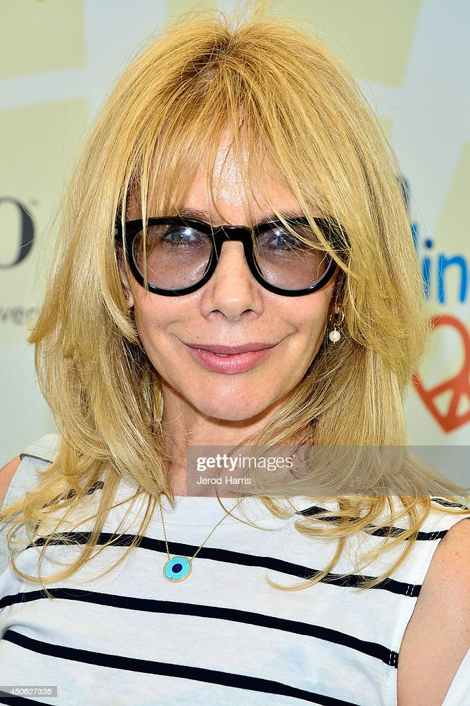 Actress <a gi-track='captionPersonalityLinkClicked' href=/galleries/search?phrase=Rosanna+Arquette&family=editorial&specificpeople=206134 ng-click='$event.stopPropagation()'>Rosanna Arquette</a> arrives at Children Mending Hearts' 6th Annual Fundraiser 'Empathy Rocks: A Spring Into Summer Bash' on June 14, 2014 in Beverly Hills, California.