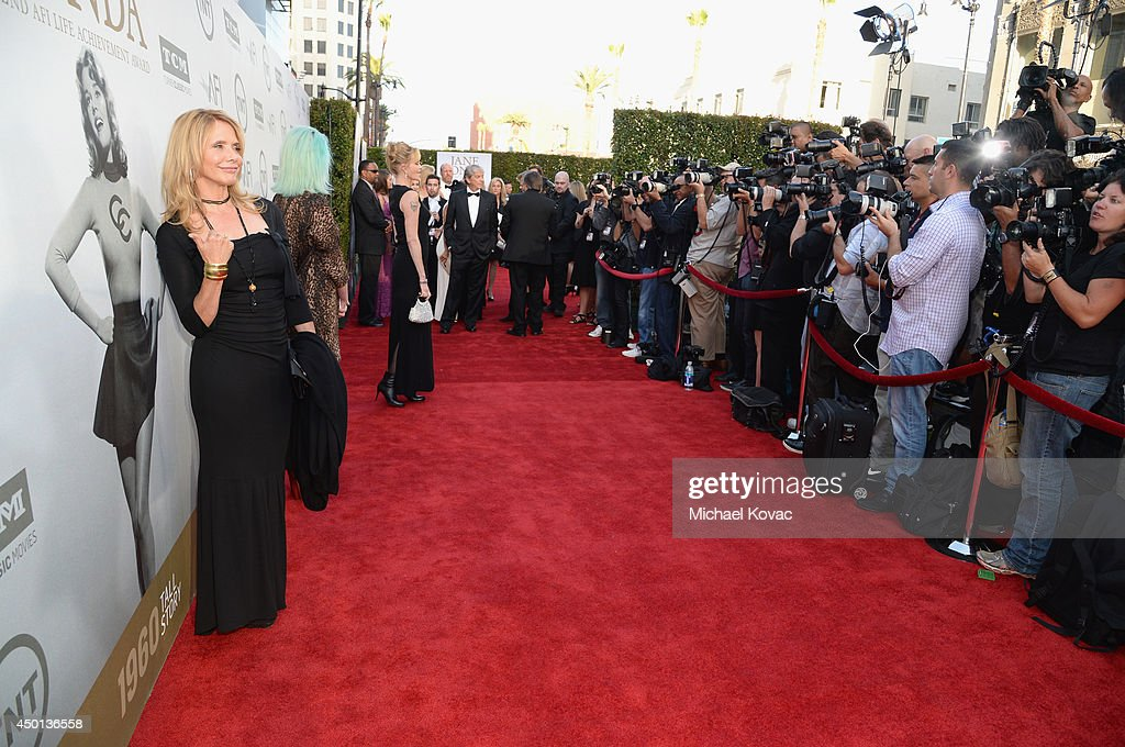 Actress Rosanna Arquette attends the 2014 AFI Life Achievement Award: A Tribute to Jane Fonda at the Dolby Theatre on June 5, 2014 in Hollywood, California. Tribute show airing Saturday, June 14, 2014 at 9pm ET/PT on TNT.