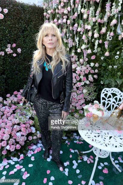 Actress Rosanna Arquette attends the 2017 Film Independent Spirit Awards sponsored by PerrierJouet on February 25 2017 in Santa Monica California