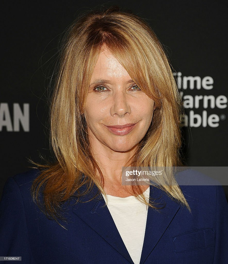 Actress Rosanna Arquette attends the series premiere of 'Ray Donovan' at the DGA Theater on June 25, 2013 in Los Angeles, California.