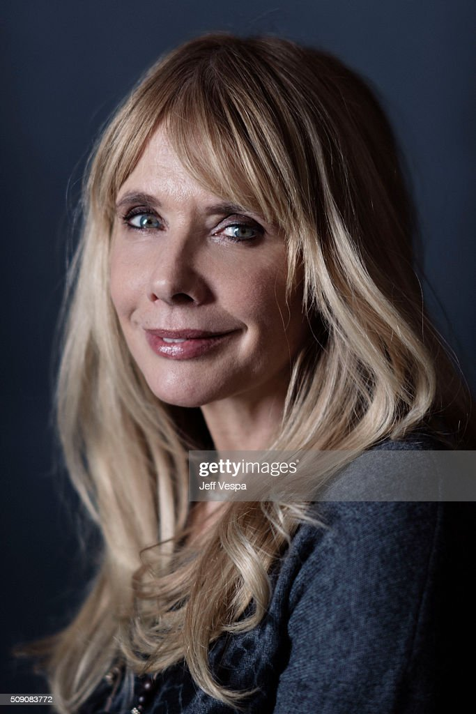 Actress Rosanna Arquette of 'Lovesong' poses for a portrait at the 2016 Sundance Film Festival on January 24, 2016 in Park City, Utah.