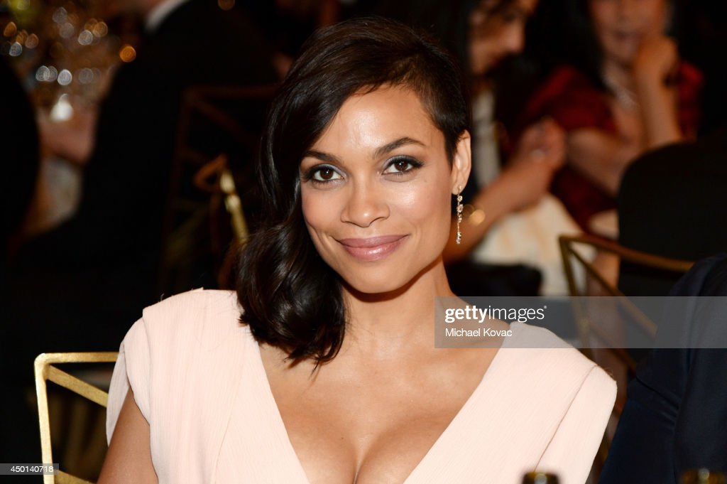 Actress <a gi-track='captionPersonalityLinkClicked' href=/galleries/search?phrase=Rosario+Dawson&family=editorial&specificpeople=201472 ng-click='$event.stopPropagation()'>Rosario Dawson</a> attends the 2014 AFI Life Achievement Award: A Tribute to Jane Fonda at the Dolby Theatre on June 5, 2014 in Hollywood, California. Tribute show airing Saturday, June 14, 2014 at 9pm ET/PT on TNT.
