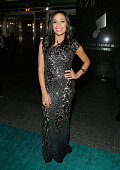 Actress Rosario Dawson attends The HipHop Inaugural Ball II at Harman Center for the Arts on January 20 2013 in Washington DC