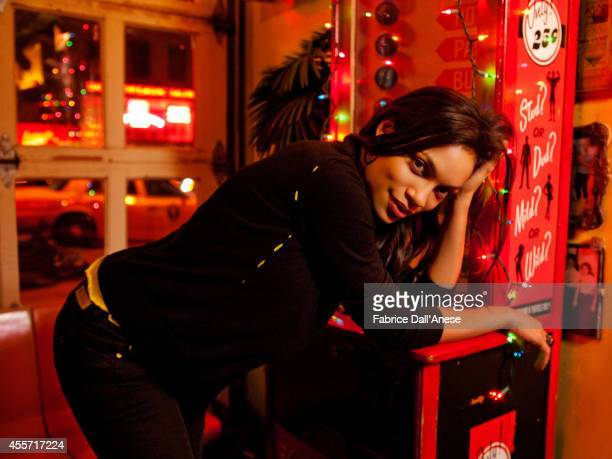 Actress Rosario Dawson is photographed for Self Assignment in New York City