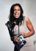 Actress Rosario Dawson presents an award onstage during Spike TV's 'Scream 2010' at The Greek Theatre on October 16 2010 in Los Angeles California