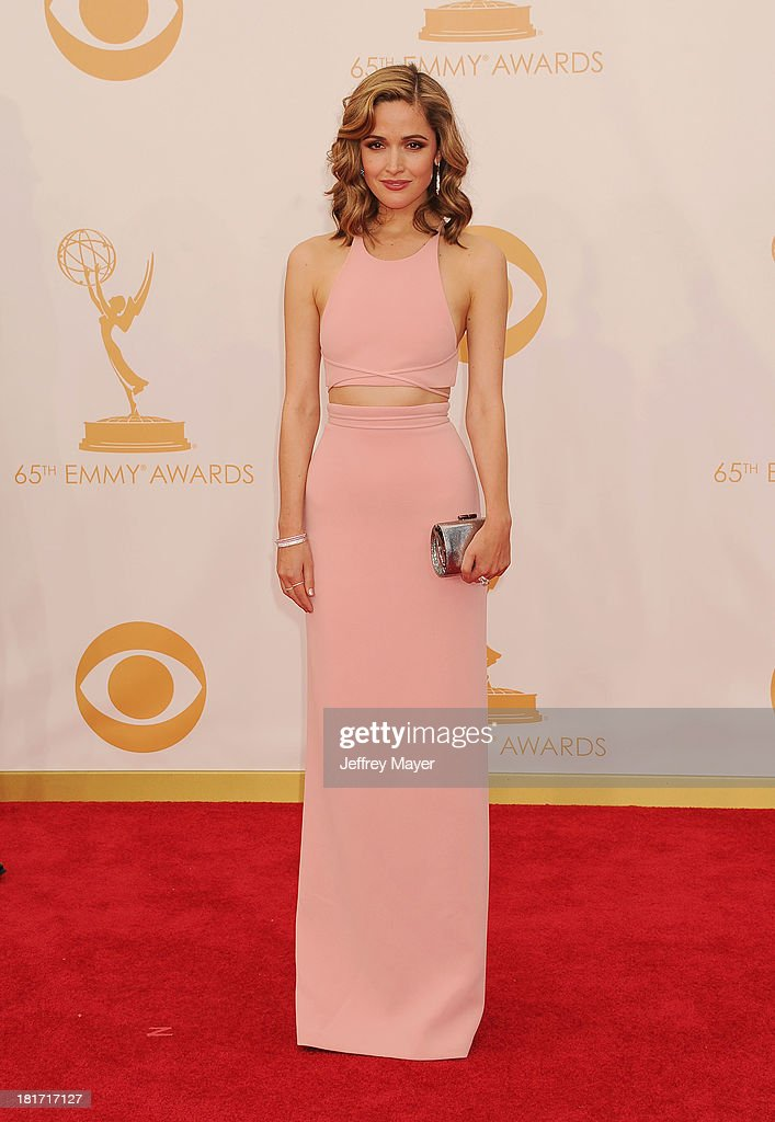 Actress Rose Byrne arrives at the 65th Annual Primetime Emmy Awards at Nokia Theatre L.A. Live on September 22, 2013 in Los Angeles, California.