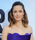 Actress Rose Byrne arrives at the Los Angeles Premiere 'Neighbors 2 Sorority Rising' at Regency Village Theatre on May 16 2016 in Los Angeles...