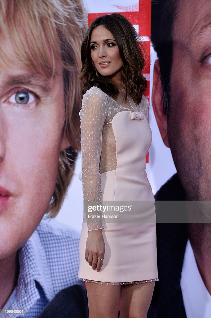 Actress Rose Byrne arrives at the Premiere Of Twentieth Century Fox's 'The Internship' on May 29, 2013 in Westwood, California.